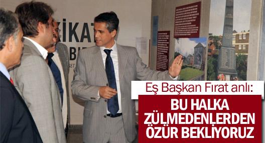 Diyarbakır'da 'Bir Daha Asla' Sergisi Açıldı