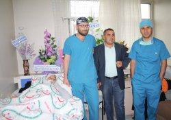 Muş Devlet Hastanesi'nde Bir İlk