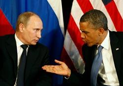 Putin, Obama İle de Görüşmüş