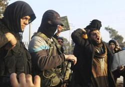 IŞİD'den Bağdat'a İlerleme Emri