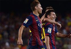 Barcelona'ya şok doping baskını