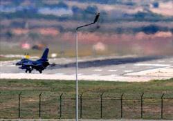 İncirlik Üssü uçuş trafiğine açıldı
