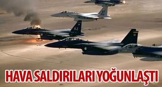 Türk savaş uçaklarından Kandil'e hava saldırısı