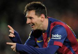 Messi geri dönüyor