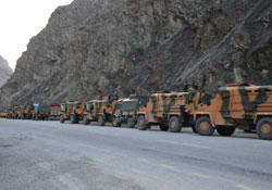 Muş'ta askeri operasyon