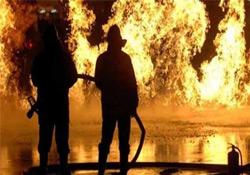 Yangında 4 ev kül oldu