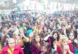 Birçok yerde Newroz'a yasak
