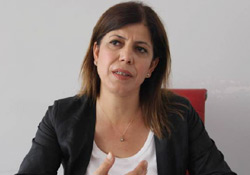 HDP'li Meral Danış Beştaş: TCK 301 kaldırılsın