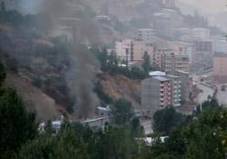 Şemdinli'de askeri üs bölgelerine silahlı saldırı