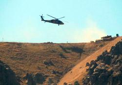 Savur'da askeri operasyon