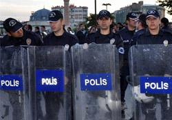 Siirt'te 110 polis açığa alındı