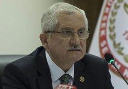 YSK Başkanı: 'Verecek yanıtım yok'