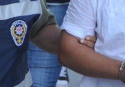 Çatak'ta DBP yöneticisi gözaltına alındı
