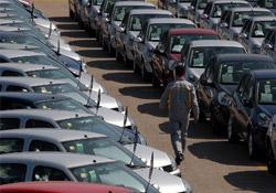 Urfa'da Araç Sayısı 250 Bine Dayandı