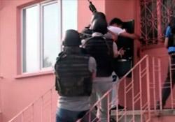 Esenyurt'ta polis baskını