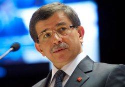 Başbakan Davutoğlu Silopi'de