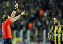 UEFA'dan Diego'ya 3 maç ceza