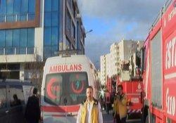 Tv kanalında patlama: 4 yaralı