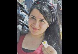 """Gazeteci Beritan Canözer """"heyecanlı"""" olduğu için gözaltına alınmış"""