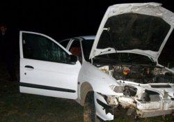 Otomobil takla atarak yoldan çıktı: 3'ü ağır 5 yaralı!