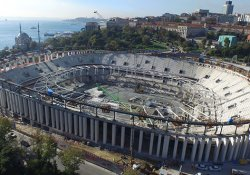 İşte Vodafone Arena'nın açılış tarihi