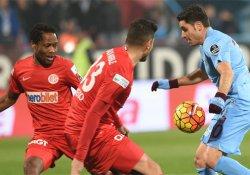 Trabzonspor 3- 0 Antalyaspor