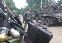 Filipinlerde IŞİD operasyonu: 26 ölü