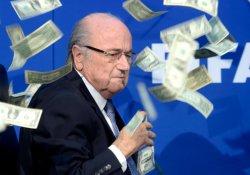 Blatter: 'Bana insanca davranılmıyor'