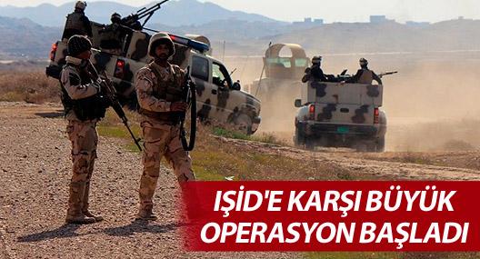 Irak ordusu Ramadi operasyonunu başlattı