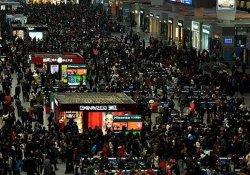 Çin yeraltı şehri kuruyor