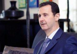 Esad 1 hafta içinde 2. kez kameralar karşısında