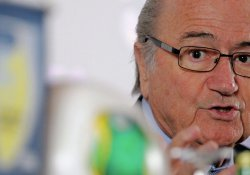Blatter: Futbolla işim kalmadı