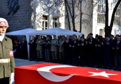 Hayatını kaybeden askerin cenazesi memleketine gönderildi