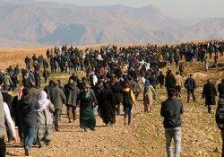 Binlerce kişi Cizre'ye yürüyor