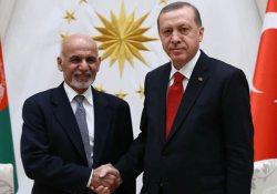 Erdoğan'dan Afganistan'a destek