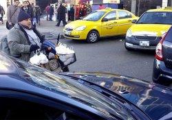 Engelli adamın park isyanı