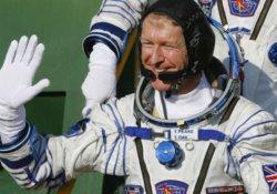 İngiliz astronot uzaydan yanlış numara çevirdi: 'Merhaba, orası Dünya mı?'