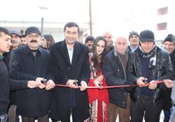 Yüksekova'da yeni eczane açıldı