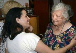 Arjantinli anneanne 'torunu' diye başka bir kadınla tanıştırıldı