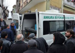 Beypazarı'nda cinayet