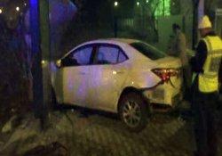 Bolu'da trafik kazası: 7 yaralı