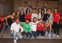Hakkari Üniversitesi öğrencileri Romanya'da