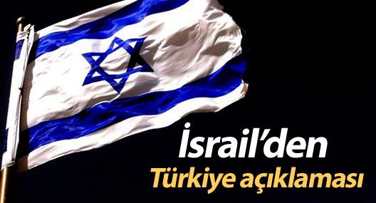 Netanyahu'nun özel temsilcisinden Türkiye açıklaması