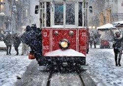 İstanbul Valiliği'nden kar uyarısı