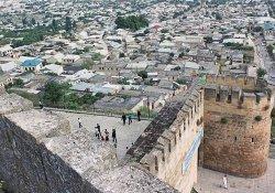 Dağıstan'da tarihi kaleye saldırı: 1 ölü, 10 yaralı
