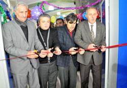 Hakkari'de Rüya Cafe ve Bilardo salonu açıldı