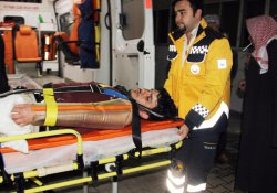 Buzlanma kazaya neden oldu: 3 ölü