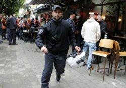İsrail'de barda silahlı saldırı
