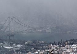 İstanbul Boğazı gemi geçişine kapatıldı