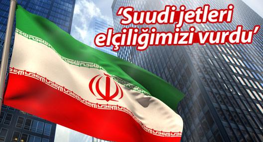 İran: Suudi jetleri elçiliğimizi vurdu